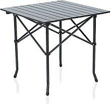 CZYNB Table de camping portable et légère en