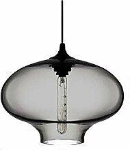 d.Stil Suspension Luminaire Moderne Abat-jour en