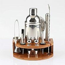 Daily Accessories 12Pcs/Set Cocktail Shaker Set