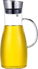 Daily Accessories Water Jug Pitcher with Lid Iced