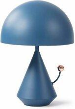 DALI DIVINA-Lampe de table Métal H43cm Bleu