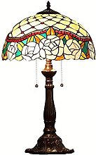 "DALUXE 16"" Lampe De Table Rose Rose Rose"