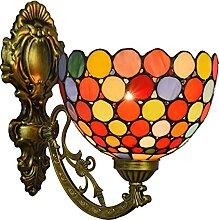 DALUXE Applique Murale À 1 Lumière, Lanterne