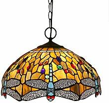 DALUXE Lampes suspendues de Style Tiffany