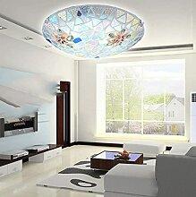 DALUXE Luminaire de Plafond à Del pour entrée de