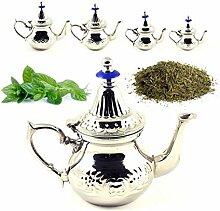DAMAIA DMKJFFF Arabe Teapot INOX - Style marocain