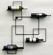 DanDiBo Casier à vin Black Line Porte-Bouteilles