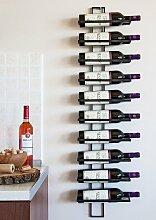DanDiBo Casier à vin Etagère Murale Dies 116cm