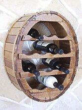DanDiBo Etagère à vin Tonneau de vin à
