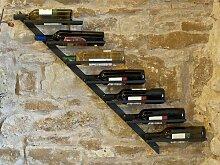 DanDiBo Porte-Bouteilles Casier à vin Diagon