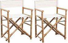 Daonanba 2pcs Chaise Pliable Chaise Pliante Chaise