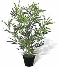 Daonanba Bambou Plante Arbre Artificielle Arbuste