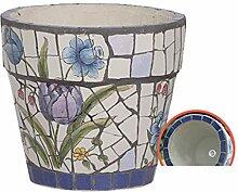 Darenbp Extérieur/Intérieur Céramique Pot