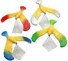 Daxoon 4pcs Hover Bird Oiseau d'équilibrage