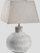 DB006259 Lampe de table Dialma Brown