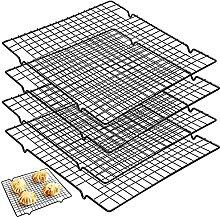 DBAILY Lot de 4 grilles de refroidissement en
