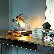 DC Wesley Chambre De Chevet Ronde Créative Lampe