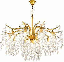 DC Wesley Moderne Simple Fleur LED 8 Source De