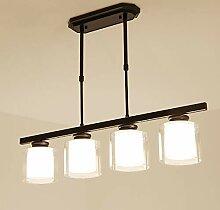 DC Wesley Moderne Simple LED 3/4 Source De