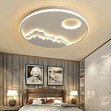 DC Wesley Plafonnier moderne minimaliste à LED