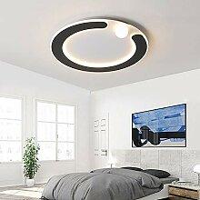 DC Wesley Plafonnier moderne minimaliste en forme
