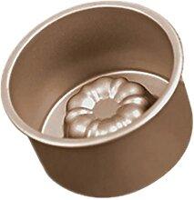 Dcolor Formes de Biscuits pour Muffin 3D Pochoirs