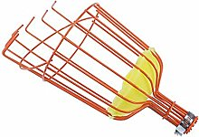 ddmlj Accessoires De Jardin Aluminium Deep Basket