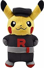 Decanyue 20 cm 6 Style Anime Pikachu Cosplay Team