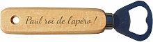 Décapsuleur en bois personnalisable par gravure