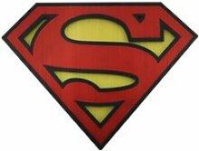 Décapsuleur superman logo magnétique