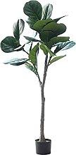 Déco Bonsaï 4ft Artificielle Plante Violette