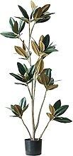 Déco Bonsaï Plante Artificielle de 4ft Magnolia