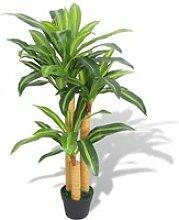 *Deco4429Elégant - Plante Artificielle Déco.