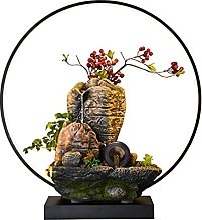 Décoration d'aquarium Fontaine de bureau-