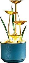 Décoration d'aquarium Tabletop Fontaine -