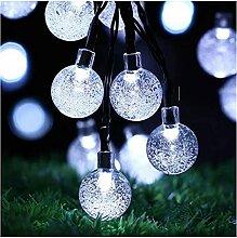 Décoration d'automne, LED Solar String Lights