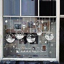 Décoration de la maison autocollant de fenêtre
