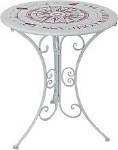 Décoration de table de bistrot de jardin design