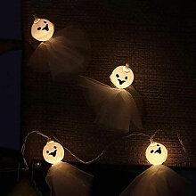 Decoration LED Guirlande lumineuse Halloween