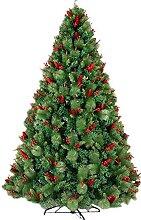 Décorations de Noël Pin 240 cm (8 Pieds) Sapin