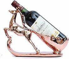 Décorations de rack de vin, salon vin de vin