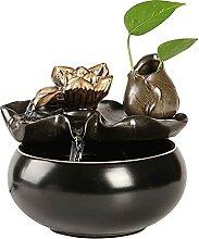Decorative Table Fontaine Céramique Intérieur