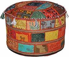 Décorative traditionnelle ottomane Housse de