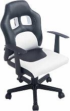 Décoshop26 - Fauteuil chaise de bureau pour