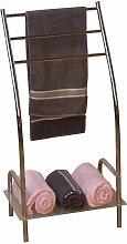 Décoshop26 - Porte-serviettes rangement salle de