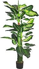 Decovego Dieffenbachia Plante Arbre Artificielle