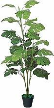 Decovego Monstera Plante Arbre Artificielle