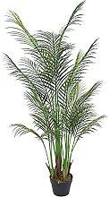 Decovego Plante Artificiel Palmier Areca Plante