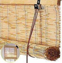 Deevin Stores en Bambou pour Terrasse, Rideau À