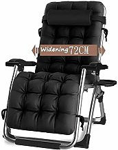 Deezu Transat Chaise Jardin Heavy Duty Confortable